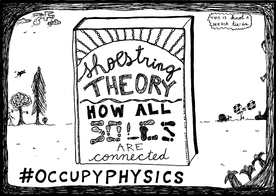 Book You Never Read > Shoestring Theory